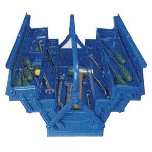 กล่องเครื่องมือและอะไหล่ Steel Toolbox